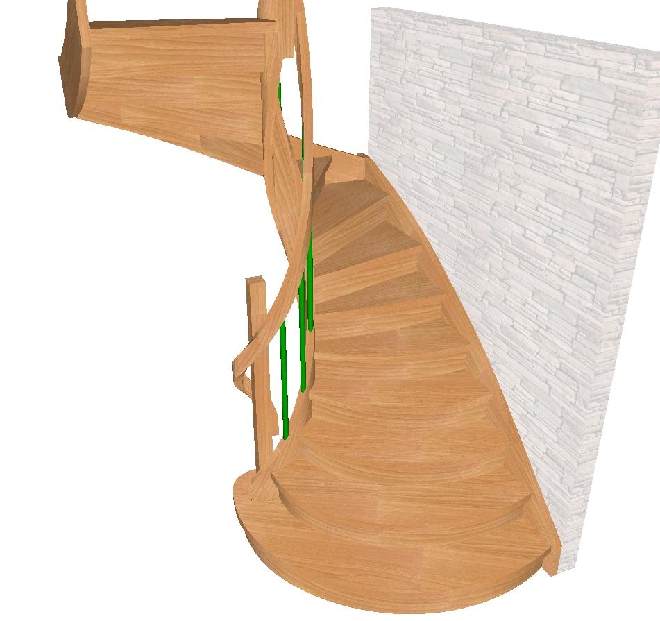 Drewno na schody: BUK