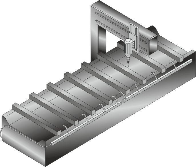 CNC do schodów