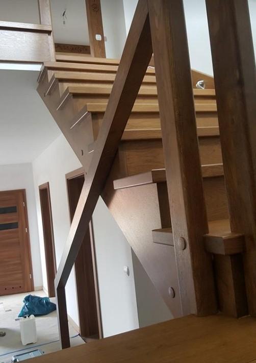 podstawy konstrukcji schodów - szkolenie