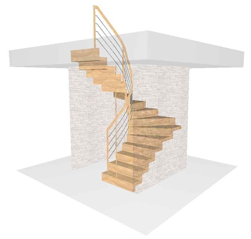schody 3D