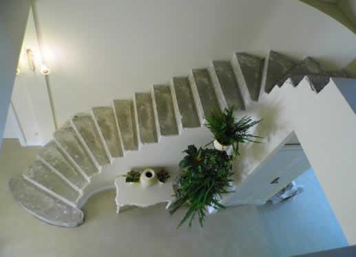okładki na betonowe schody