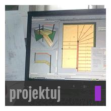 Schody PL - projektowanie schodów